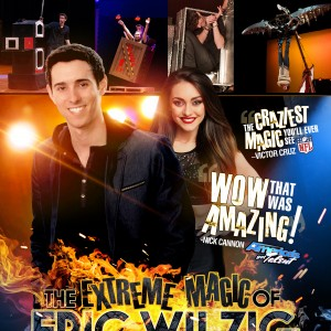 The Extreme Magic Of Eric Wilzig - Magician in Woodmere, New York