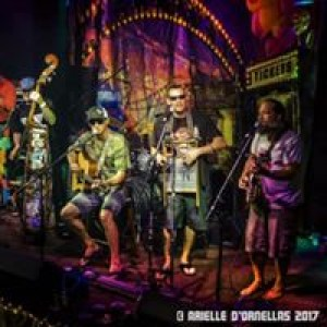 The Fire Water Tent Revival - Bluegrass Band in Jacksonville, Florida
