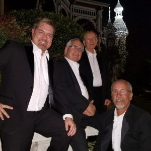The Flexible Four Barbershop Quartet - Barbershop Quartet in Tampa, Florida