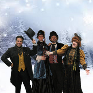 The Frozen Robins/Meet the Kringles - Santa Claus in Chicago, Illinois