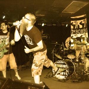 The G-Bombs - Punk Band in Virginia Beach, Virginia