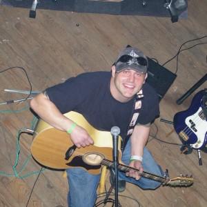 The Gem-Chromatic (Josh Chromiak) - Singing Guitarist in Wind Gap, Pennsylvania