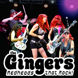 The Gingers - Redheads that Rock!