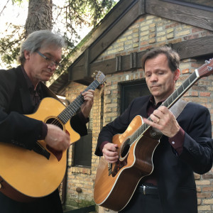 The Guitar Arts Duo - Jazz Band / 1920s Era Entertainment in Chicago, Illinois