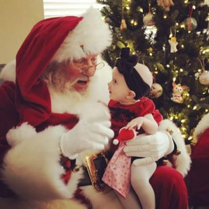 The Happiest Santa in The World - Santa Claus in Sparks, Nevada