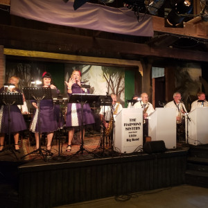 The Harmony Sisters Band - Big Band in Upland, California