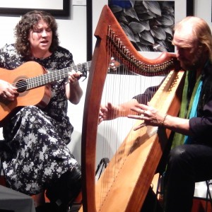 The Harper and The Minstrel - Celtic Music in Wilmington, Ohio