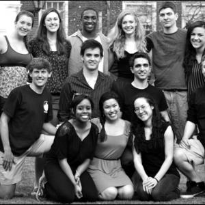 The Harvard Callbacks - A Cappella Group in Cambridge, Massachusetts