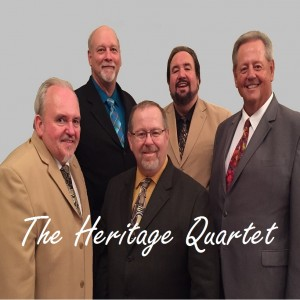 The Heritage Quartet - Gospel Music Group in Lancaster, South Carolina