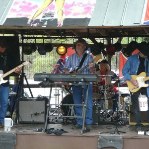 The Hiredguns Band - Country Band in Morriston, Florida