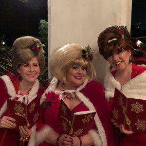 The Holly Bells - A Cappella Group / Christmas Carolers in San Diego, California