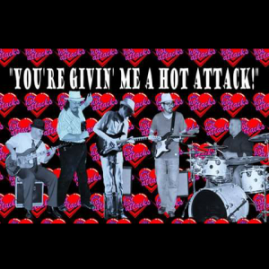 The Hot Attacks - Blues Band in Victoria, Texas