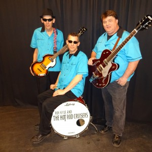 The Hot Rod Cruisers - Oldies Music in Owensboro, Kentucky