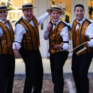 The Humdingers Quartet - Barbershop Quartet in Orlando, Florida