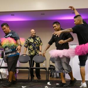 The Hypnotic Hurricane Magic & Hypnosis - Comedy Magician in Honolulu, Hawaii
