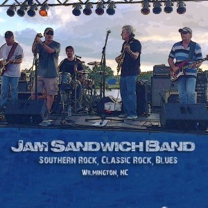 The Jam Sandwich Band - Classic Rock Band / Blues Band in Wilmington, North Carolina