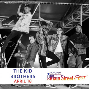 The Kid Brothers - Party Band in Dallas, Texas