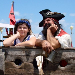 The Loose Cannon Company / Mister Willis - Pirate Entertainment / Stunt Performer in Virginia Beach, Virginia