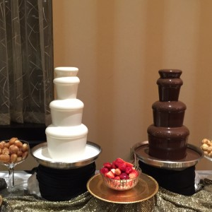 The Louisville Chocolate Fountain - Party Rentals in Louisville, Kentucky