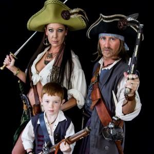 The MacKay Pirate Family