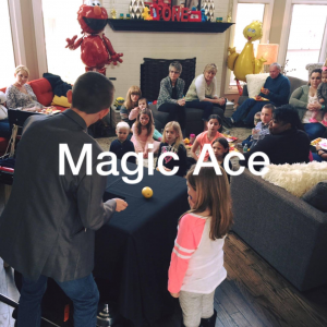 The Magic Ace - Magician in Lockport, Illinois