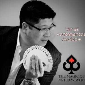 The Magic of Andrew Woo - Children's Party Magician / Comedy Magician in Brampton, Ontario