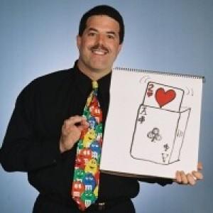 The Magic of Brian Richards - Comedy Magician in Minneapolis, Minnesota