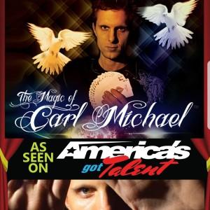 The Magic Of Carl Michael - Corporate Magician / Magician in Charleston, South Carolina