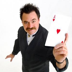 """The Magic of FRANK THURSTON"" - Magician in Bakersfield, California"