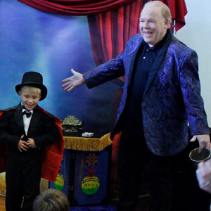 The Magic of Michael Clayton - Magician in Memphis, Tennessee