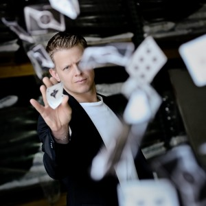 The Magic of Rick Smith Jr. - Magician in Cleveland, Ohio