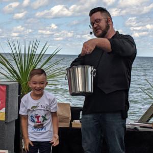The Magic of Robert Lane - Magician in Youngstown, Ohio