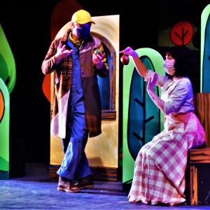 The Magik Theatre - Touring Show - Traveling Theatre / Storyteller in San Antonio, Texas