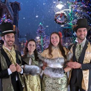 The Main Street Caroling Co. - Christmas Carolers in Los Angeles, California