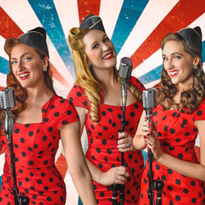 The Manhattan Dolls - Singing Group / A Cappella Group in Tucson, Arizona