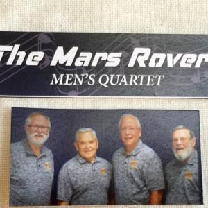 The Mars Rovers - Barbershop Quartet in Mars, Pennsylvania