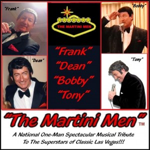 The Martini Men - Las Vegas Style Entertainment / Dean Martin Impersonator in Washington, District Of Columbia