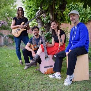 ¡The Meliponas! - Latin Band in Kelowna, British Columbia