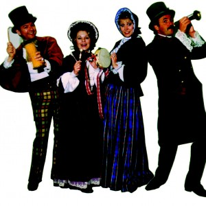 The Merrie Olde Christmas Carolers - Christmas Carolers / A Cappella Group in San Francisco, California
