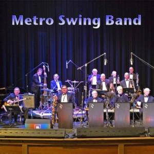 The Metro Swing Band - Big Band in Sacramento, California