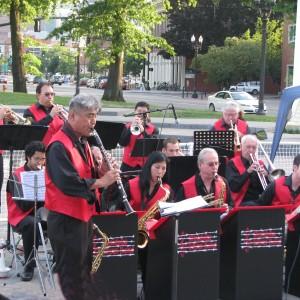 The Minidoka Swing Band - Big Band in Portland, Oregon