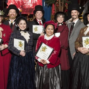 The MistleTones Holiday Carolers - Christmas Carolers in Houston, Texas