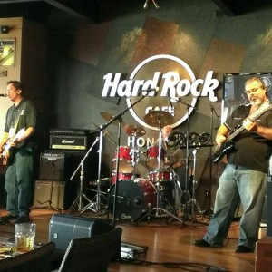 The Mixers - Acoustic Band in Honolulu, Hawaii