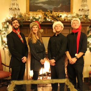 The Montgrad Carolers - Christmas Carolers in Santa Barbara, California