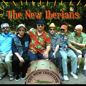 The New Iberians Zydeco Blues Band - Zydeco Band in Portland, Oregon
