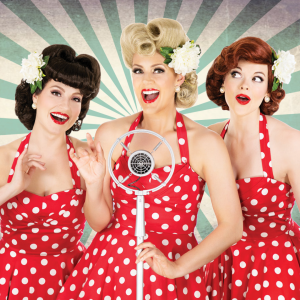 The Beverly Belles - Andrews Sisters Tribute Show / Big Band in Denver, Colorado