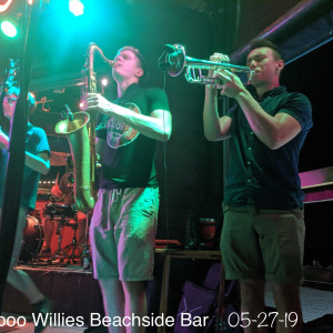 The Nobius Experience - Funk Band / Dance Band in Pensacola, Florida