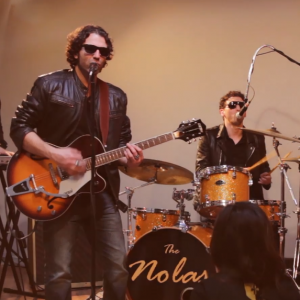 The Nolas - Rock Band in Montreal, Quebec