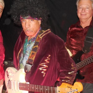 The NU XPerience - Tribute Band in Moreno Valley, California