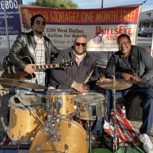 The On Three Band - Jazz Band in Houston, Texas